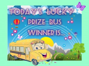 LUCKY BUS WINNER